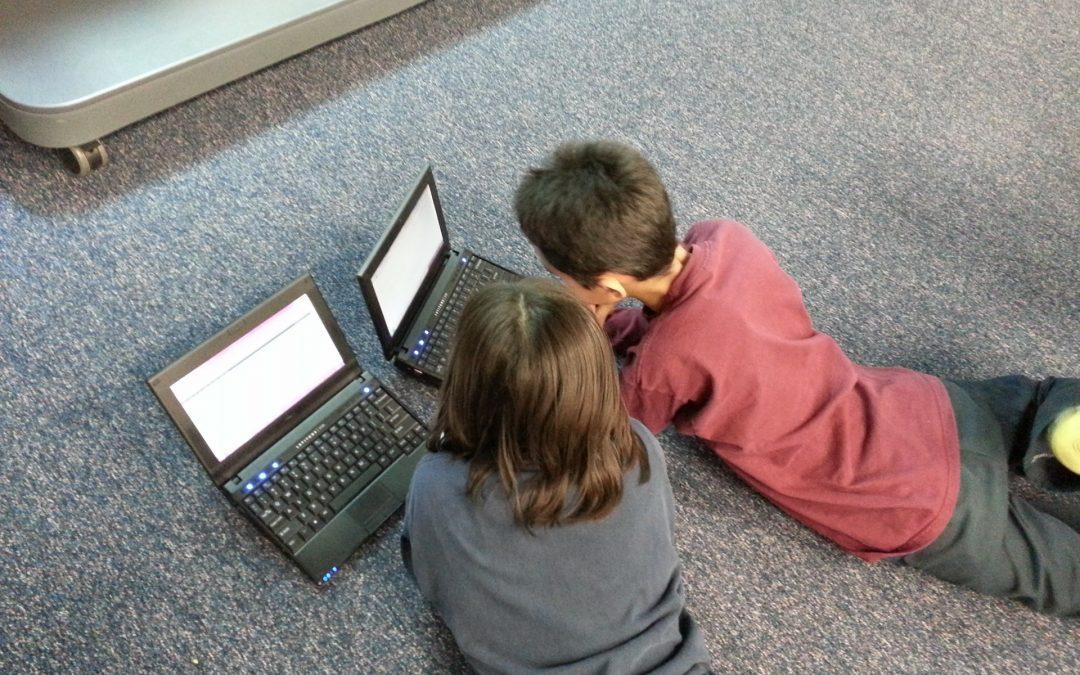 Laptop-Führerschein für Kids von 10 bis 12 Jahren