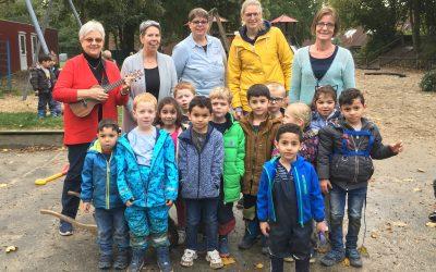 ,Sing mit' – eine musikalische Kooperation von MGH und Katholischem Kindergarten