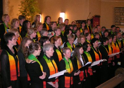 Chorfahrt Dresden 2006