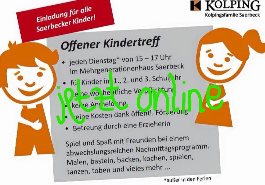 Die offene Kindergruppe geht online weiter!