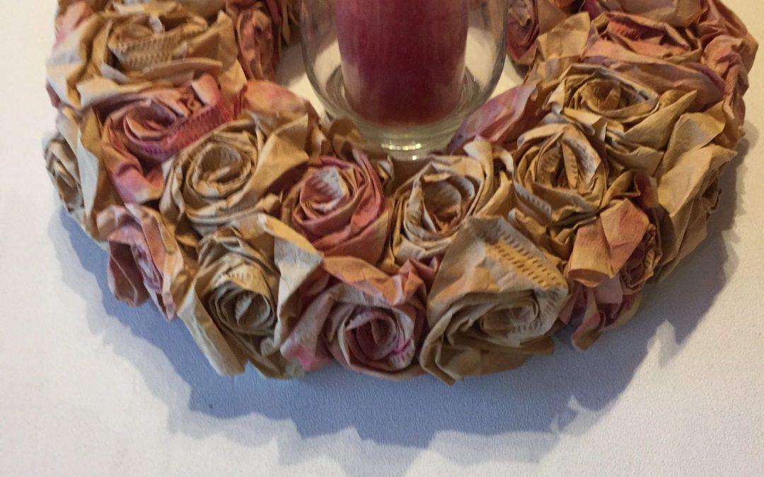 Upcycling – Rosen selbst gemacht