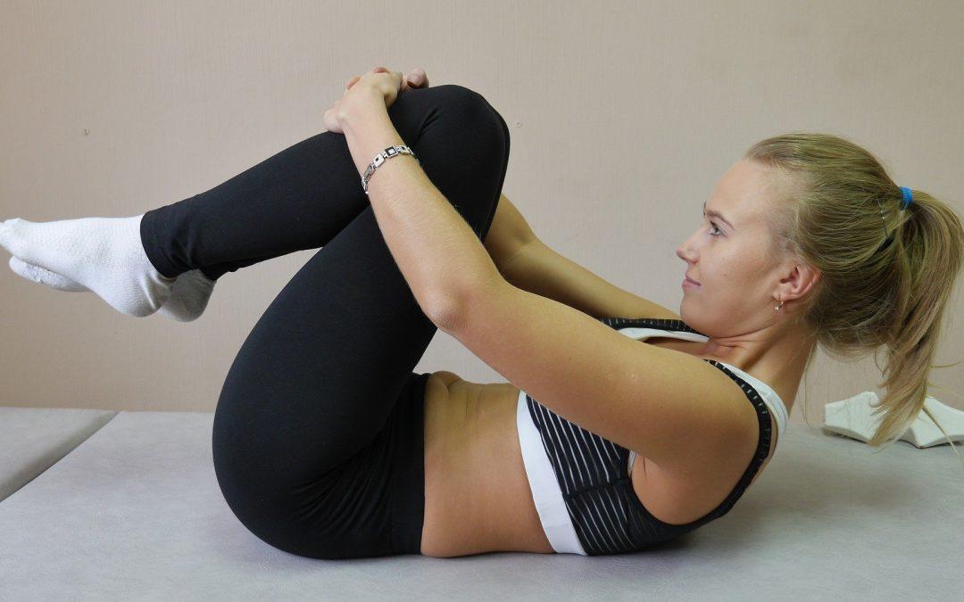 Pilates und Entspannung