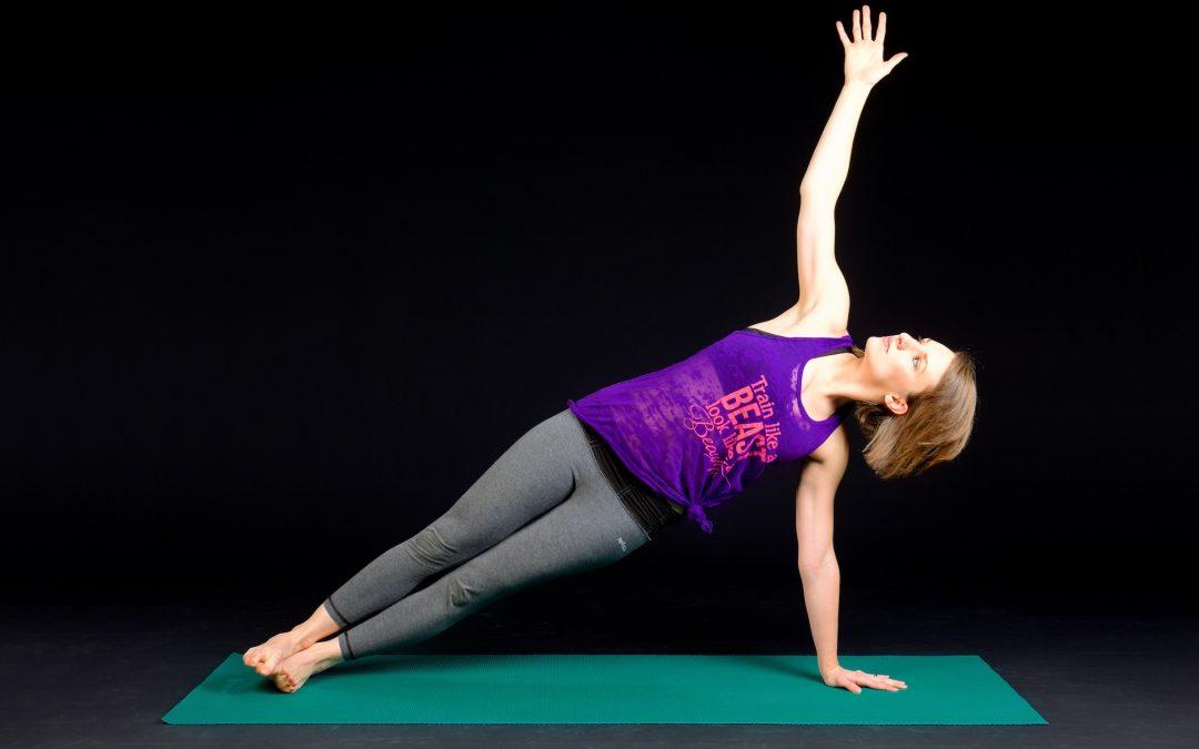 Mit Yoga den Tag beenden