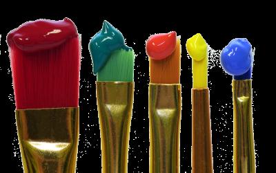 Farben, Pinsel & Prosecco