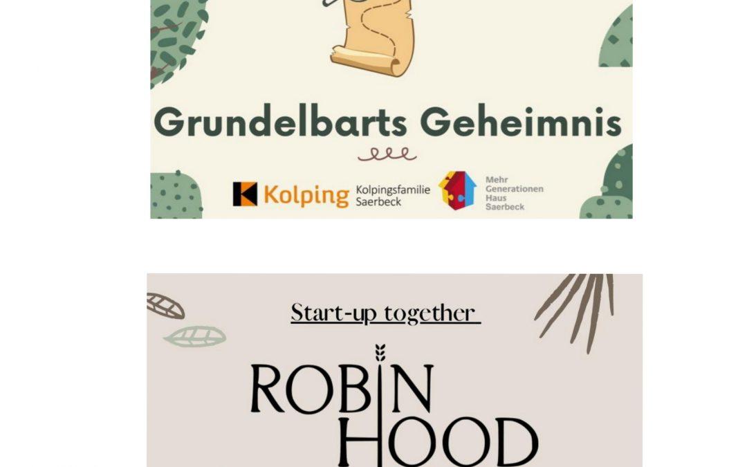 """""""Gundelbarts Geheimnis"""" und """"Robin Hood"""""""