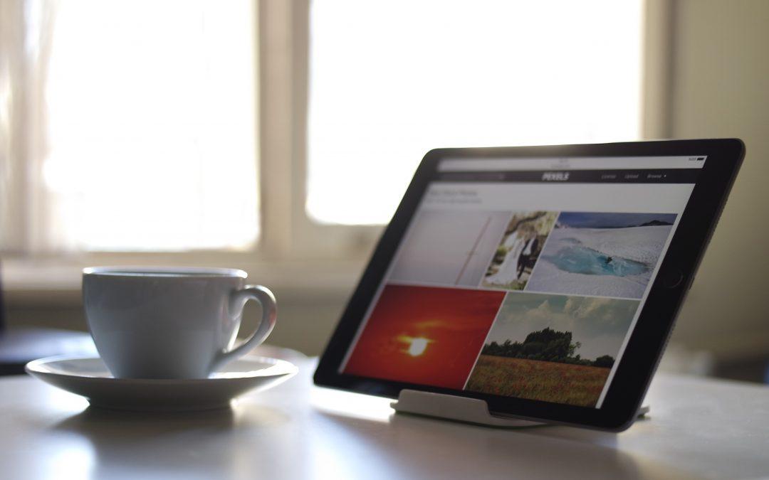 tablet – für Einsteiger