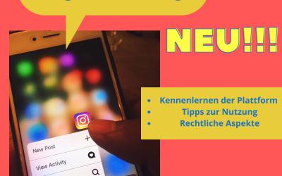 Workshop – Instagram für Einsteiger
